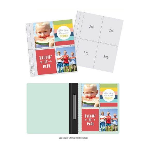 Scrapbooking  Simple Stories Sn@p! Pocket Pages For 6