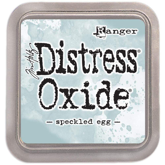 Scrapbooking  Tim Holtz Distress Oxides Ink Pad  - Speckled Egg Paper Collections 12x12