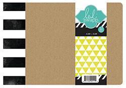 Scrapbooking  Favourite Things Chipboard Album 6x8 inch Heidi Swapp