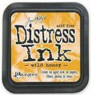Scrapbooking  Distress Ink Wild Honey Paper Collections 12x12