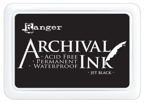 Scrapbooking  Ranger Archival Jumbo Ink Pad #3 Paper Collections 12x12