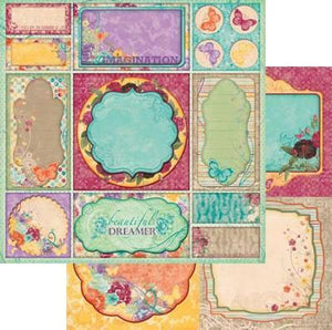 Scrapbooking  Ambrosia Cutouts Paper Collections 12x12
