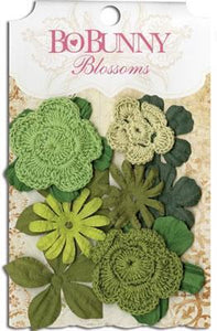 Scrapbooking  Blossoms Clover Bouquet Paper Collections 12x12
