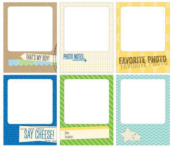 Scrapbooking  Cameron Frames Paper Collections 12x12