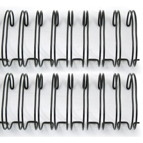 Scrapbooking  Cinch Wires Black 1.25 inch 2 Pk Paper Collections 12x12