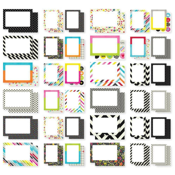 Scrapbooking  DIY Boutique Foundations Double-Sided Cards 3