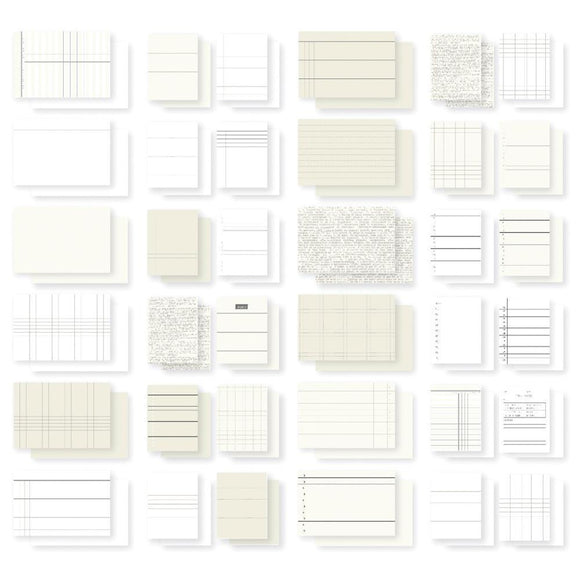 Scrapbooking  DIY Foundations Office  Double-Sided Cards 3