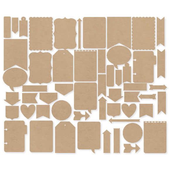 Scrapbooking  DIY Journal Layers Kraft Paper Collections 12x12