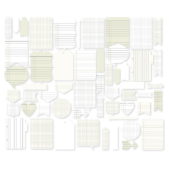 Scrapbooking  DIY Journal Layers Office Paper Collections 12x12
