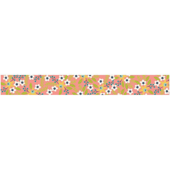 Scrapbooking  Domestic Bliss Washi Tape 15mmx30' - Home Sweet Home Paper Collections 12x12