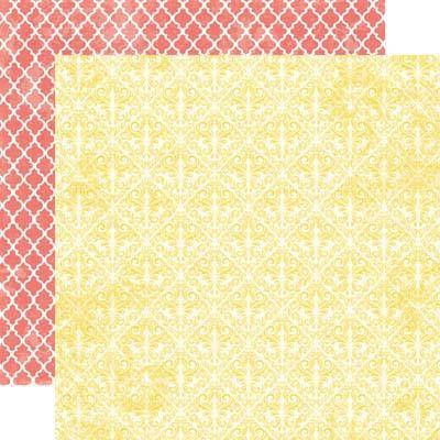 Scrapbooking  Echo Park Victoria Gardens Sunshine Paper Collections 12x12
