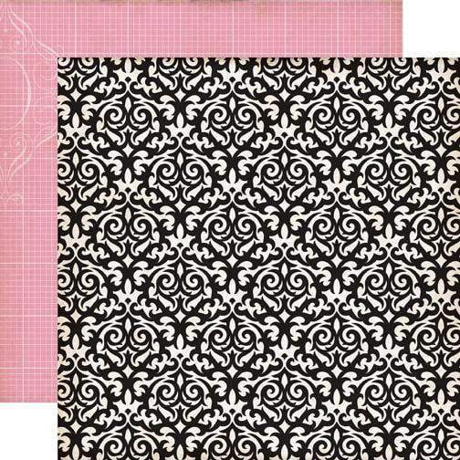 Scrapbooking  Echo Park Yours Truly Smitten Paper Collections 12x12