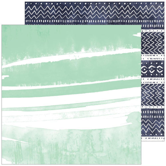 Scrapbooking  Escape The Ordinary Double-Sided Cardstock 12