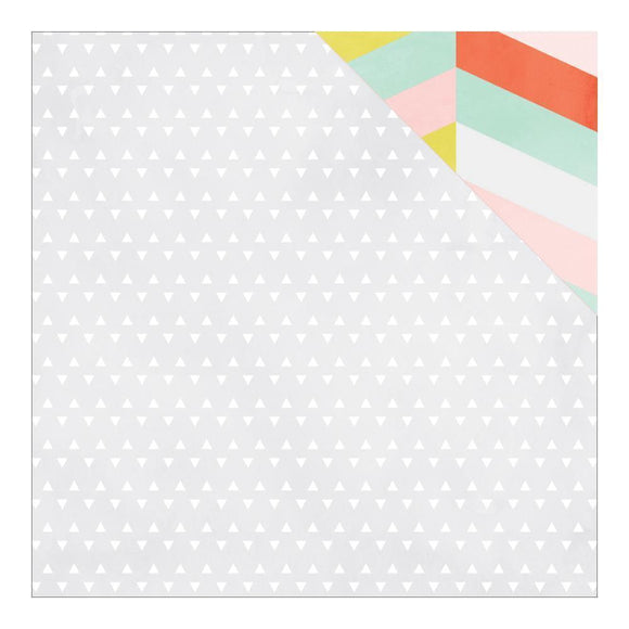 Scrapbooking  Fine and Dandy Lets Party Paper 12x12 Paper Collections 12x12