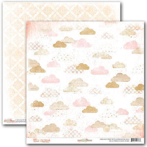 Scrapbooking  Hello Friend Clouds Paper Collections 12x12