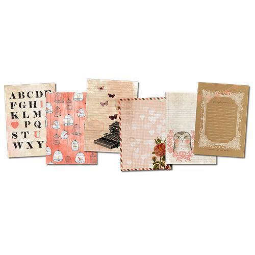 Scrapbooking  Hello Friend Paper Layers Paper Collections 12x12