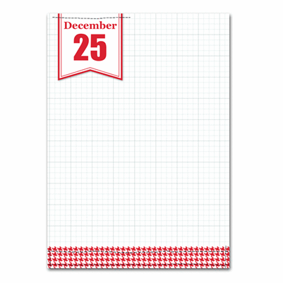 Scrapbooking  Holiday Cheer December Journalling Cards Paper Collections 12x12