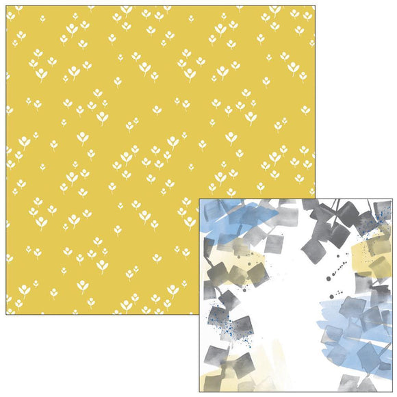 Scrapbooking  Indigo Hills Pinnacle Paper 12x12 Paper Collections 12x12