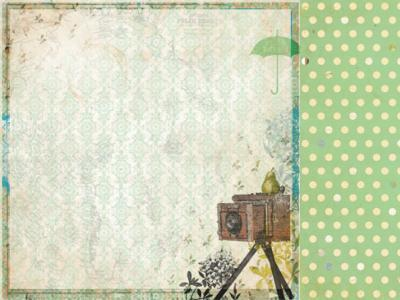 Scrapbooking  Kaisercraft Pickled Pear Fig Paper Collections 12x12