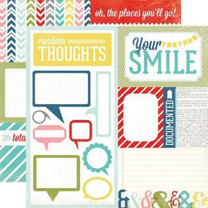 Scrapbooking  Photo Freedom V1 Random Thoughts Paper Collections 12x12