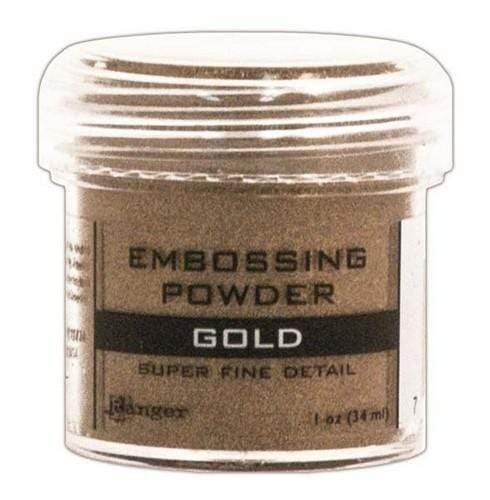 Scrapbooking  Ranger Gold Embossing Powder Super Fine 56oz Paper Collections 12x12