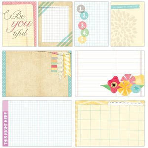 Scrapbooking  Serendipity Large and Medium Journalling Tags Paper Collections 12x12