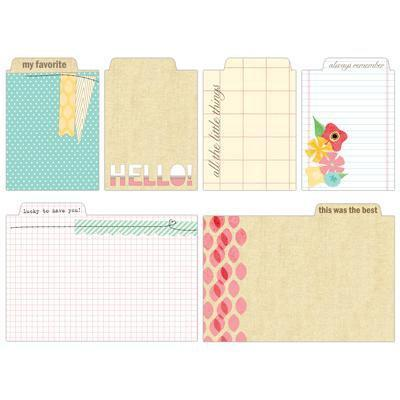 Scrapbooking  Serendipity Tabs Paper Collections 12x12