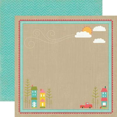 Scrapbooking  So Happy Together Neighbourhood Paper Collections 12x12