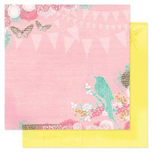 Scrapbooking  Spring Jubilee Celebration Paper Collections 12x12