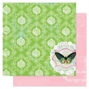 Scrapbooking  Spring Jubilee Festival Paper Collections 12x12