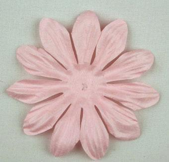 Scrapbooking  Tara Pale Pink 6cm Flowers Paper Collections 12x12