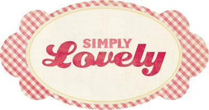 Scrapbooking  The Sweetest Thing Honey Simply Lovely Title Paper Collections 12x12