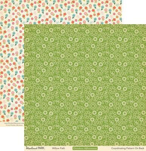 Scrapbooking  Woodland Park Willow Path Paper Collections 12x12