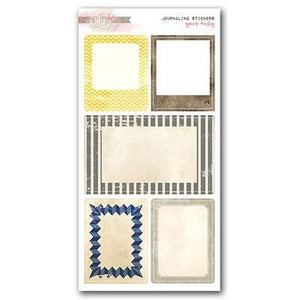 Scrapbooking  Yours Truly Cardstock Journalling Stickers Paper Collections 12x12