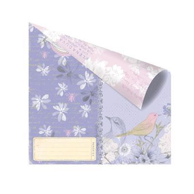 Scrapbooking  Meadow Lark Bronte Paper Prima Marketing