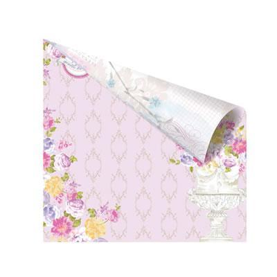 Scrapbooking  Meadow Lark Floralee Paper Prima Marketing