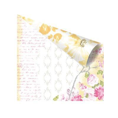 Scrapbooking  Meadow Lark Labelle Paper Prima Marketing
