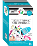Scrapbooking  Happy Planner Classic Box Punch Paper Collections 12x12