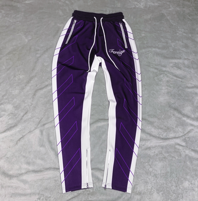 Purple Royalty Reign Joggers