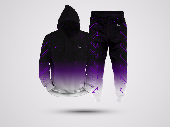 Space Walker Hooded Tracksuit