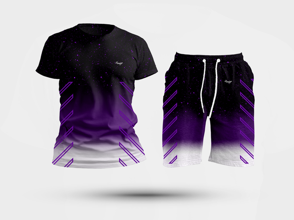 Space Walker Top & Shorts