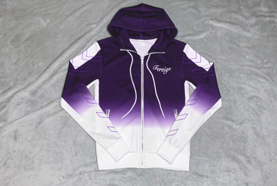 Purple Royalty Reign Tracksuit