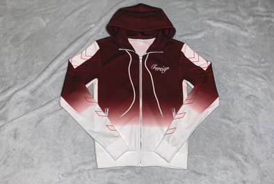 Burgundy Royalty Reign Tracksuit