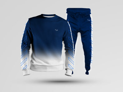 Faded Outline Tracksuit