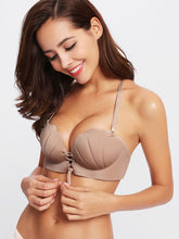 Load image into Gallery viewer, Lace Up Criss Cross Bra - Apollo Innovations