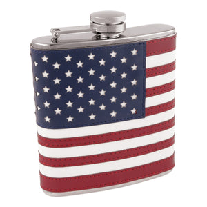 American Flag Flask by Foster & Rye™ - Apollo Innovations