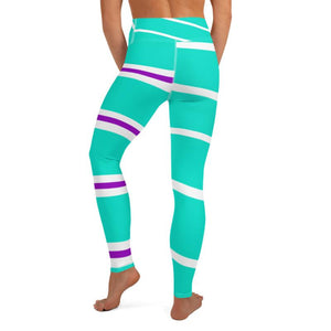 Wreck-It-Ralph Vanellope Von Schweetz leggings - Apollo Innovations