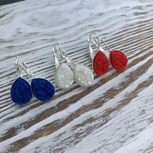 Load image into Gallery viewer, Patriotic 4th of July, Red, White + Blue Druzy - Apollo Innovations