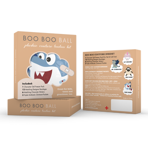 Refill Kit / Mini Boo Boo Kit - FINN SHARK - Apollo Innovations