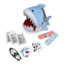 Load image into Gallery viewer, Finn Shark Keychain Boo Boo Ball - Apollo Innovations